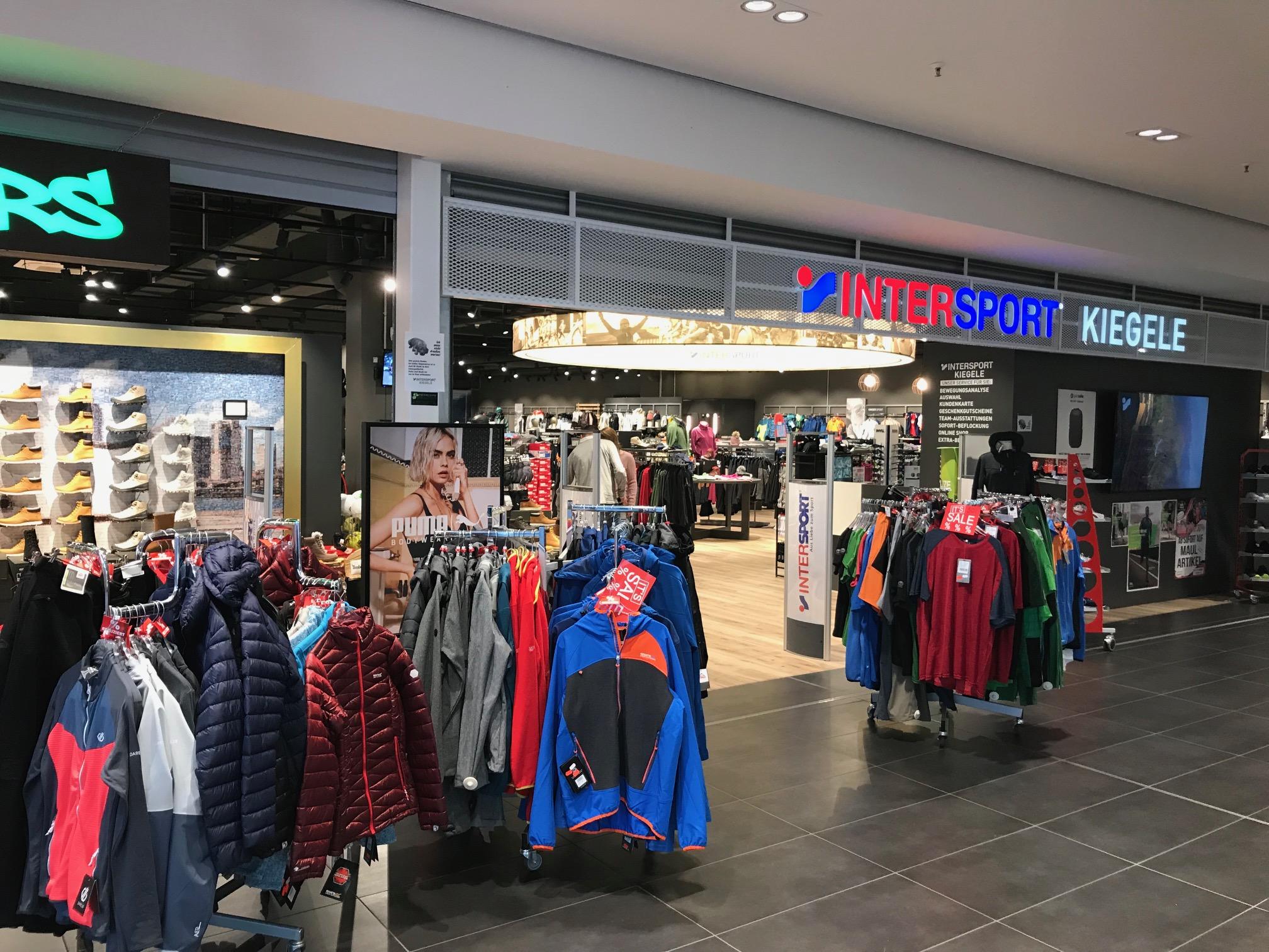 INTERSPORT KIEGELE: Sportgeschäft in Mainz