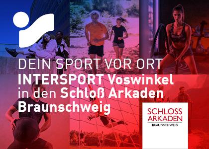 INTERSPORT Voswinkel: Sportgeschäft in Braunschweig