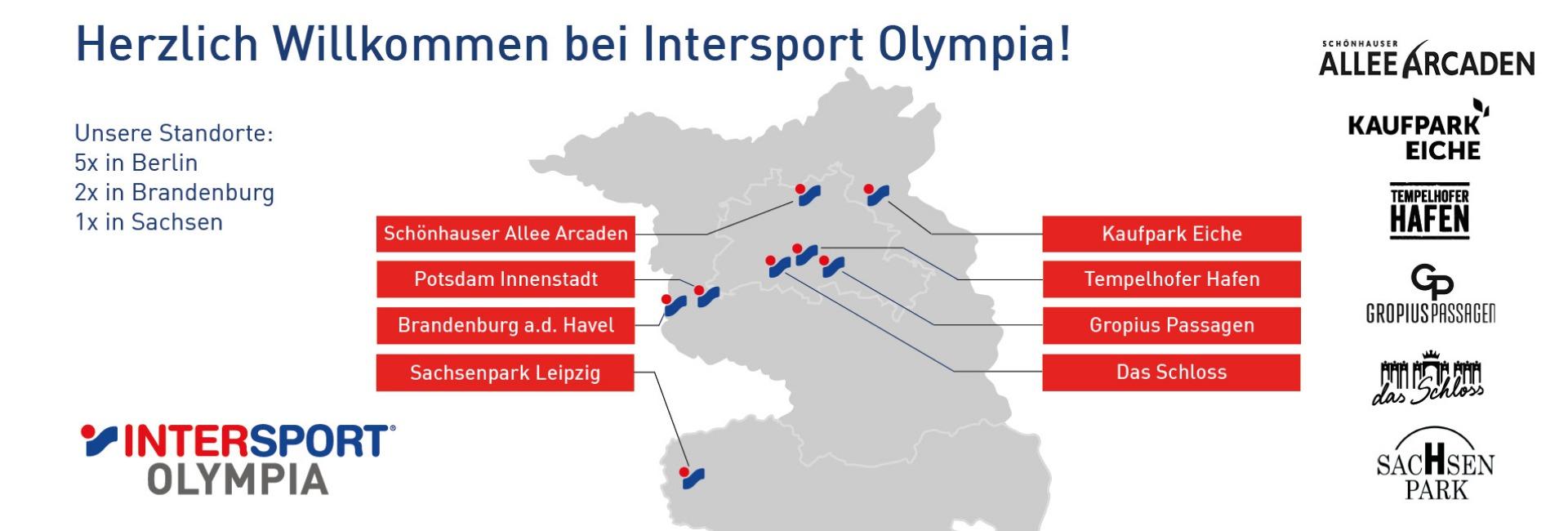 INTERSPORT OLYMPIA Neukölln: Sportgeschäft in Berlin Neukölln