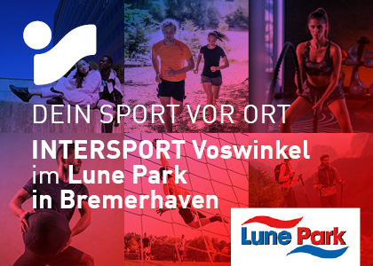 INTERSPORT Voswinkel: Sportgeschäft in Bremerhaven